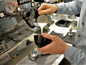 Baristaopleiding Koffiebranderij Wilmotte
