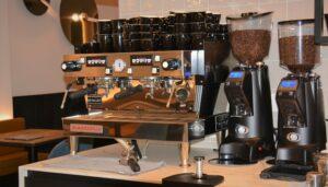 Koffiemachines Koffiebranderij Wilmotte